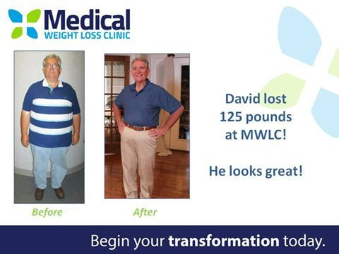 Wow! Talk about a complete transformation! We're couldn't be more proud of David and his outstanding loss of 125 lbs. Please join us in congratulating him on this life-changing achievement! #Transformation #ItFits