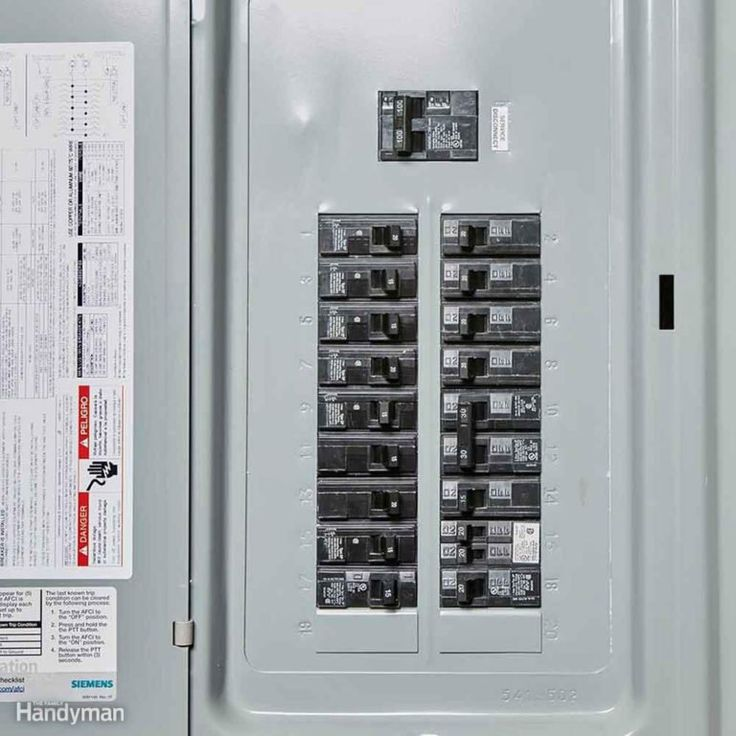 Dont believe this electrical panel myth breaker box