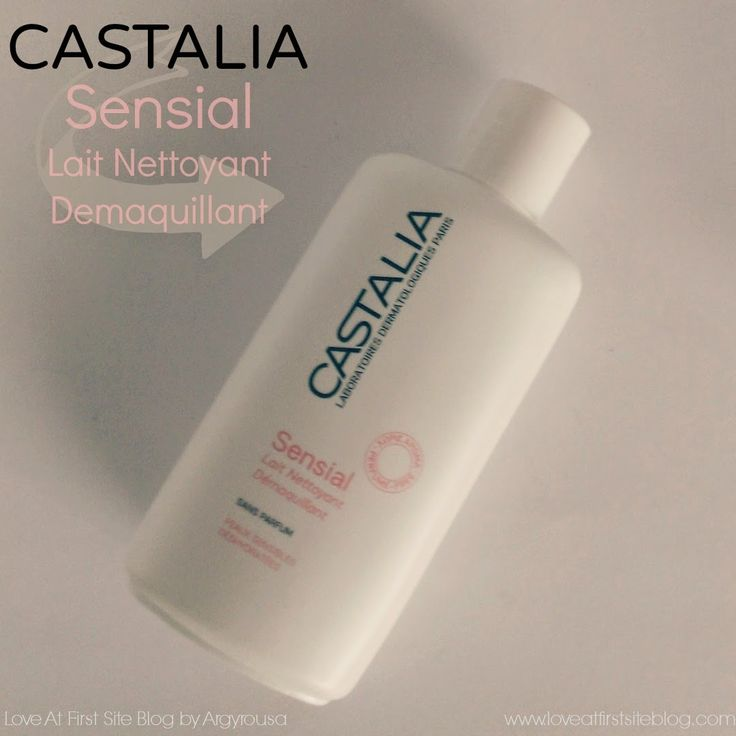 Love At First Site: Castalia Products | A Review #sensial #castalia