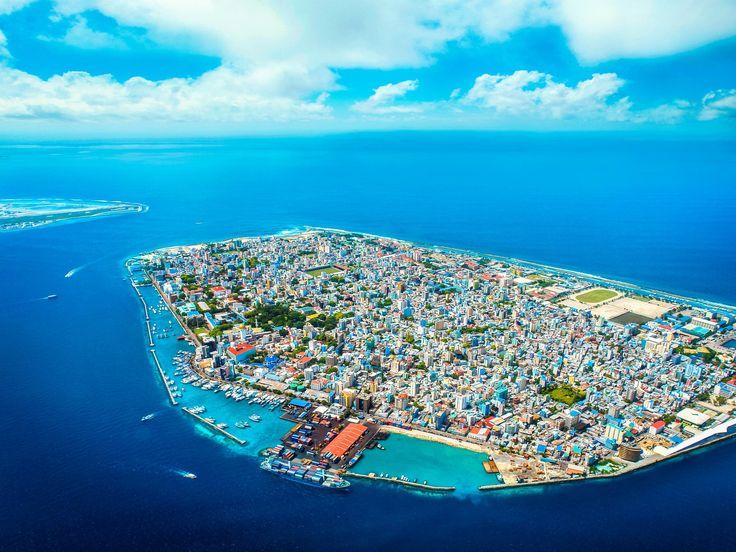 Malediven günstig Male