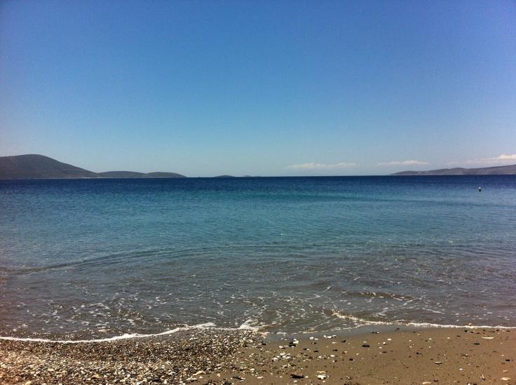 Crystal clear! Kalamitsa beach Skyros
