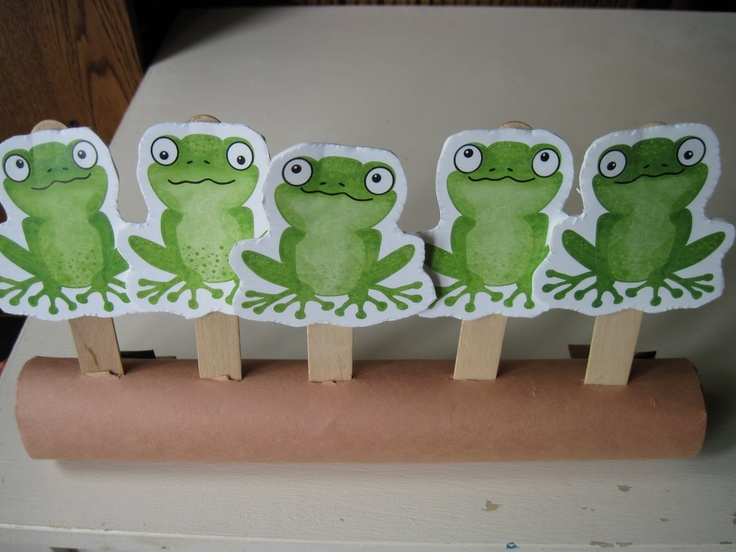 171 best images about frogs on pinterest frog crafts for Frog crafts for preschoolers