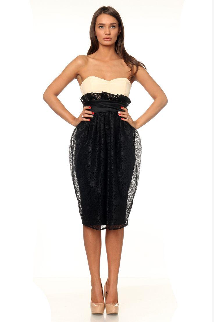 Marie Ollie midi skirt - www.marieollie.com