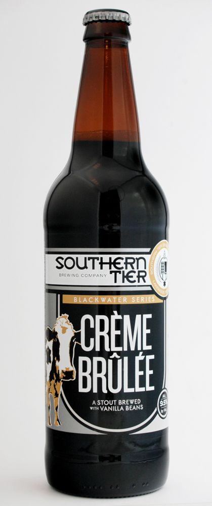 Southern Tier Creme Brulee - February Release - Nice flavor, slightly bitter.