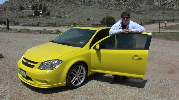 #Modern #Collectibles #Exposed: The #2009 #Chevy #Cobalt #SS #0-60 MPH #Review @Chevrolet @TFLcar