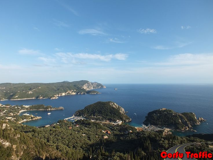 Make a tour to PALAIOKASTRITSA!!!!! From http://corfutraffic.com/