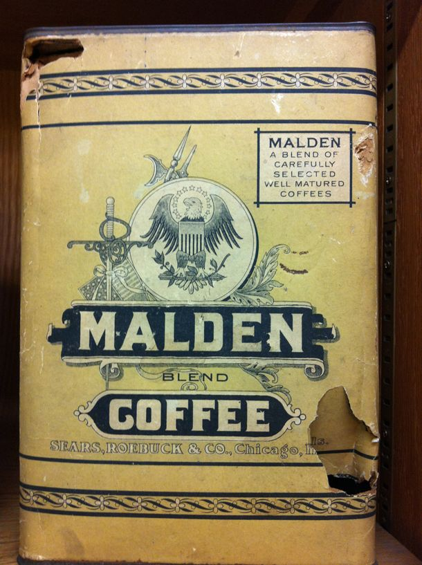 .: Coffee Shops, Malden Coffee, Coff Time, Coff Shops, Vintage Coffee, Coff Tins, Coff Talk, Coff Packaging, Typography Inspiration