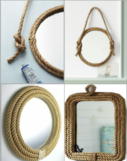 Creative Ideas To Decorate Your Mirror
