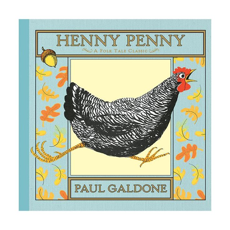 HENNY PENNY HARDCOVER