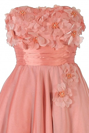 C b prom dresses pink