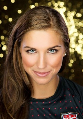 Model Olympian: Alex Morgan - Soccer Slideshows | NBC Olympics