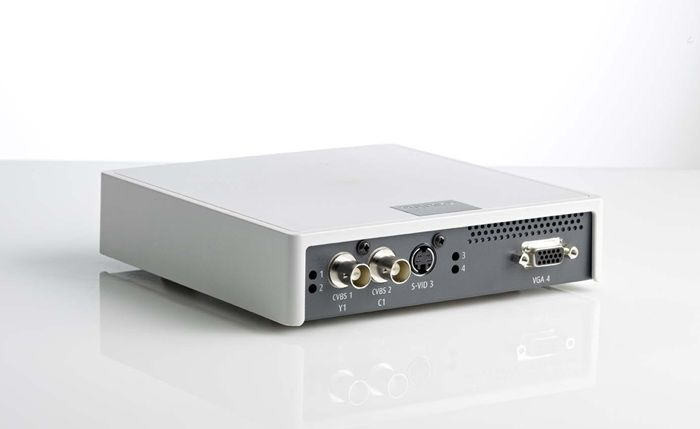 MNA-120 ENC ANA - AV-to-IP encoder for the digital operating room with VGA & CVBS or VGA & S-Video