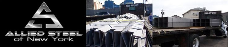 We provide large volume of steel products all around New York City. Allied Steel NY, is one of the best #Steel_Distributors in all sizes with shapes and grades, including metal and steel products in New York.