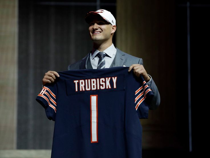 John Fox reportedly learned about the Bears' plan to trade up for Mitchell Trubisky 'a couple hours before' and the entire ordeal looks increasingly messy