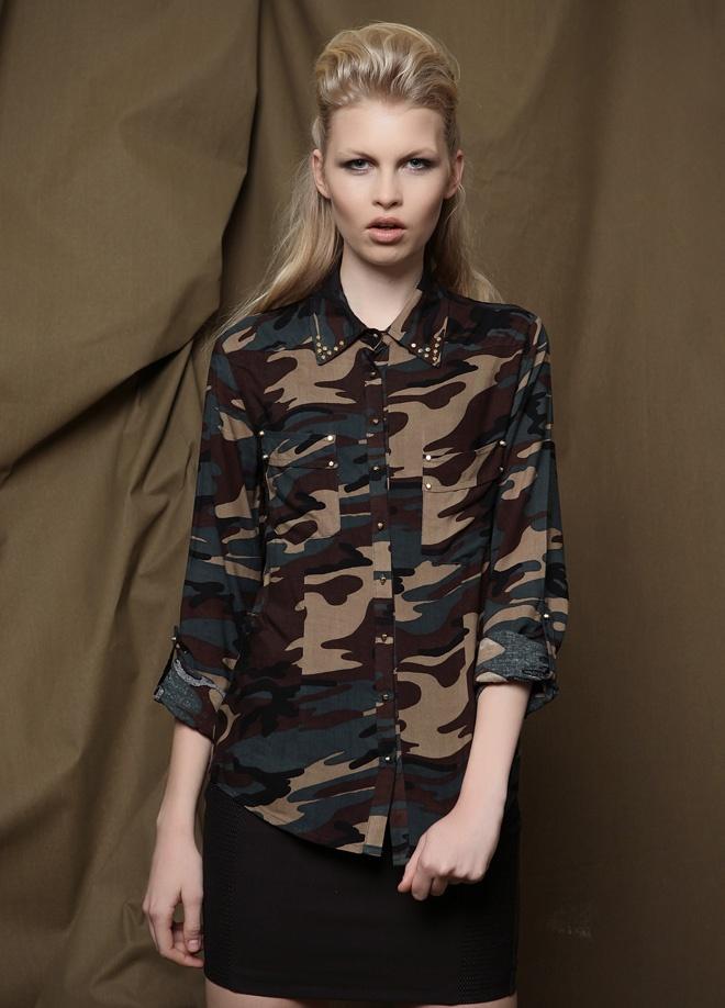 Kaktüs Gömlek Markafoni'de 54,90 TL yerine 34,99 TL! Satın almak için: http://www.markafoni.com/product/3006786/