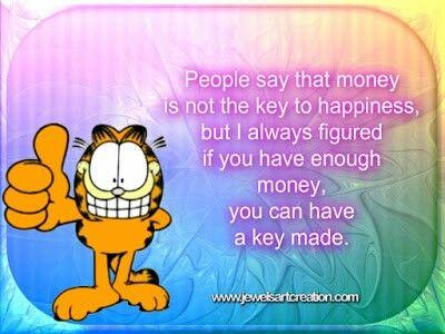 Garfield quote