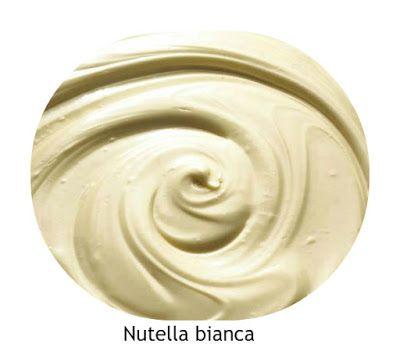 a.c: Nutella bianca