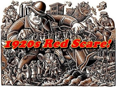 a history of the red scare in american history Mr freeman's us history home house un-american many believed hiss was innocent and a victim of the red scare witch hunts of the 1950's while.