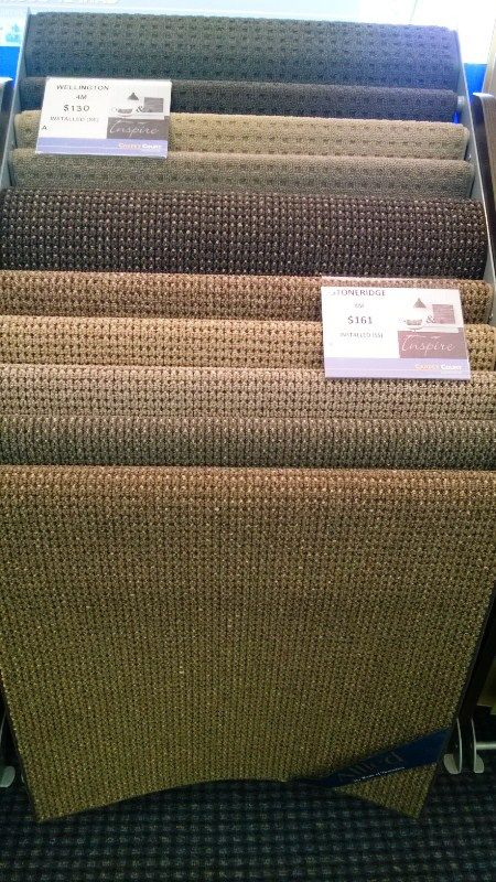 Wellington now not available Stoneridge rental carpet $163 4 mt wide - Hard wearing Polypropylene