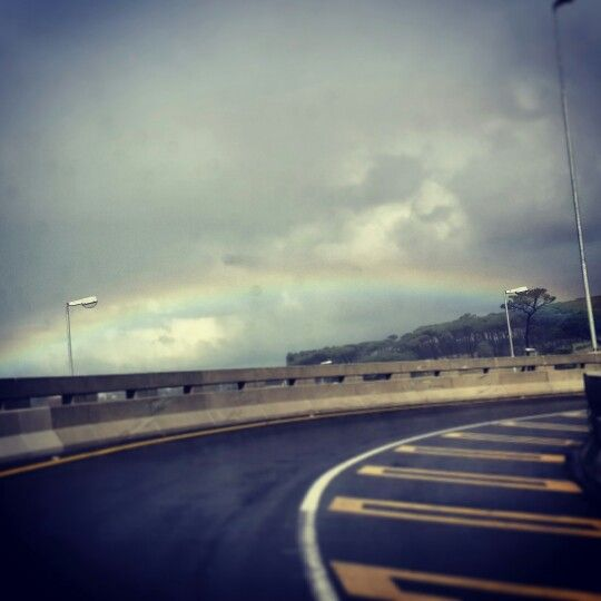 Rainbow nation #SouthAfrica #CapeTown