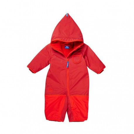 Snowsuit Pikku Winter, pepper/fire, Finkid