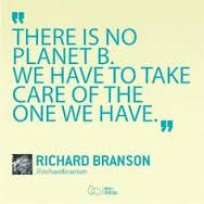 """""""There is no Planet B. We have to take care of the one we have."""" - Richard Branson #Drought #CADrought #ClimateChange #EnvironmentalEducation #JimmysGoneGreen"""