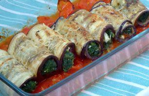 Recept voor auberginerolletjes | Vers van de Teler