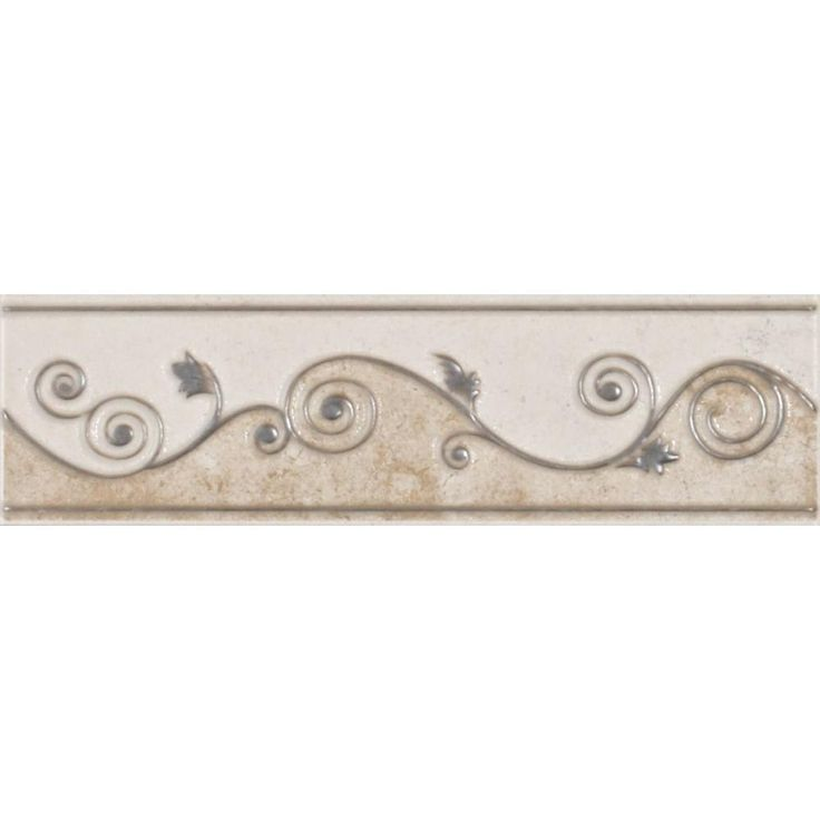 Ceramic Listello Wall Tile Part 65