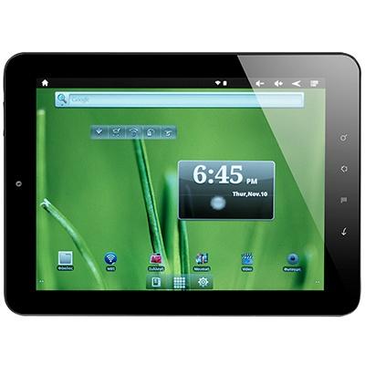 "Turbo-X Tablet Spice 8"". Μεγάλη οθόνη για φωτογραφίες, video και εφαρμογές, με σύγχρονο λειτουργικό και επεξεργαστή 1GHz."