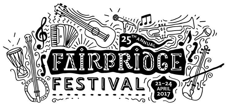Fairbridge Festival Design Elements 2017.