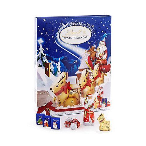 Lindt Advent Calendar- at Debenhams Mobile