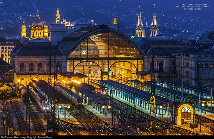 RailPictures.Net Mark Camann  - Hungarian State Railways (MÁV) N/A at Budapest, Hungary by Tamas Rizsavi