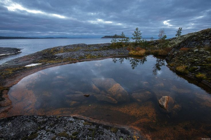Ladoga mirors by Andrej Bazanov on 500px