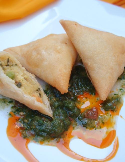 Découvez la recette indienne des samosas aux légumes