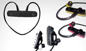 Groupon - Audifonos Bluetooth Sports Ergonómicos BT Silver Sound con envío. Precio Groupon: $199