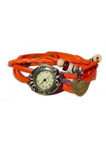 Huismerk Love Harten Armband Horloge Oranje http://www.ovstore.nl/nl/search/Love+Harten+Armband+Horloge+Oranje
