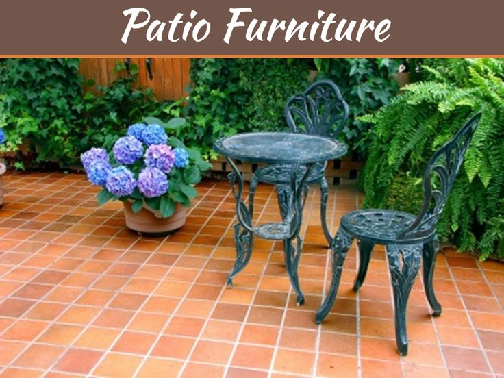 Wrought Iron #Patio #Furniture For Classic Good Looks Here Are Just Some  Fantastic Advantages