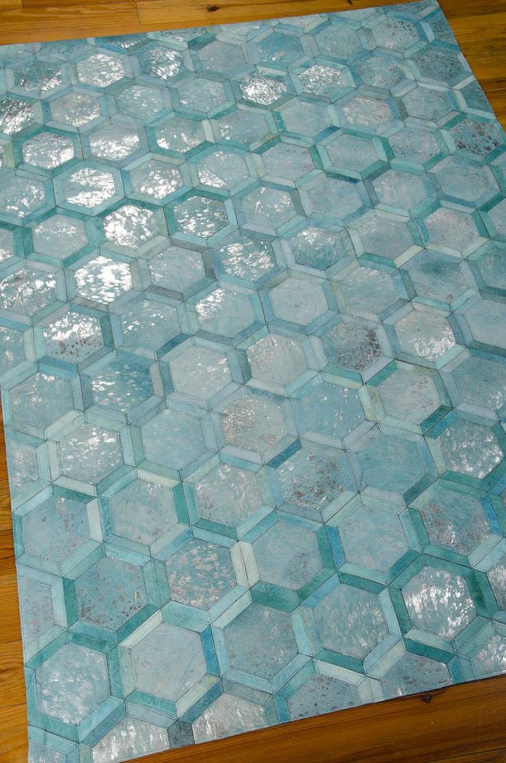 Nourison MA01 City Chic CTY01 Turquoise Rug  If I win the lottery