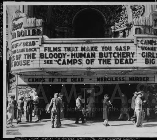 17 Best Images About Theatres On Pinterest: 17 Best Images About ♥ GRAUMAN'S (MILLION DOLLAR) THEATER