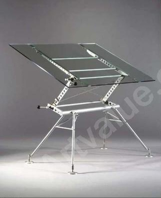 Norman Foster Drawing Table. Futuristic? Thatu0027s Lord Foster :)
