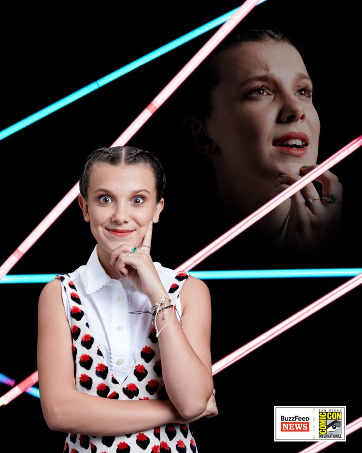 <i>Stranger Things</i> star Millie Bobby Brown