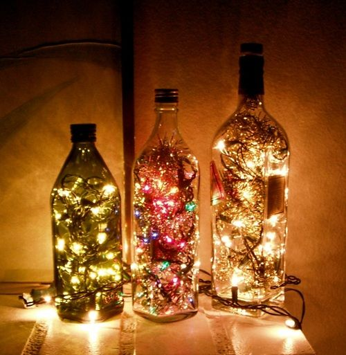 Pin by Kelly Robbins on Jars & bottles | Pinterest | Christmas, Christmas  lights and Lighting - Pin By Kelly Robbins On Jars & Bottles Pinterest Christmas