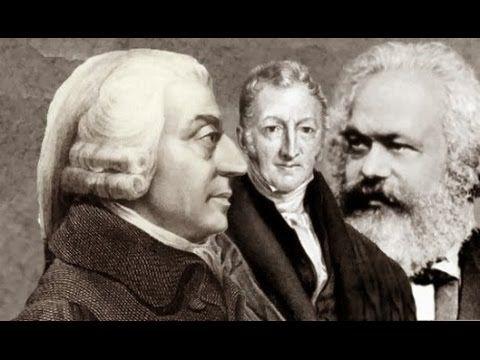 JOSÉ PAULO NETTO - Adam Smith, David Ricardo, Karl Marx - YouTube