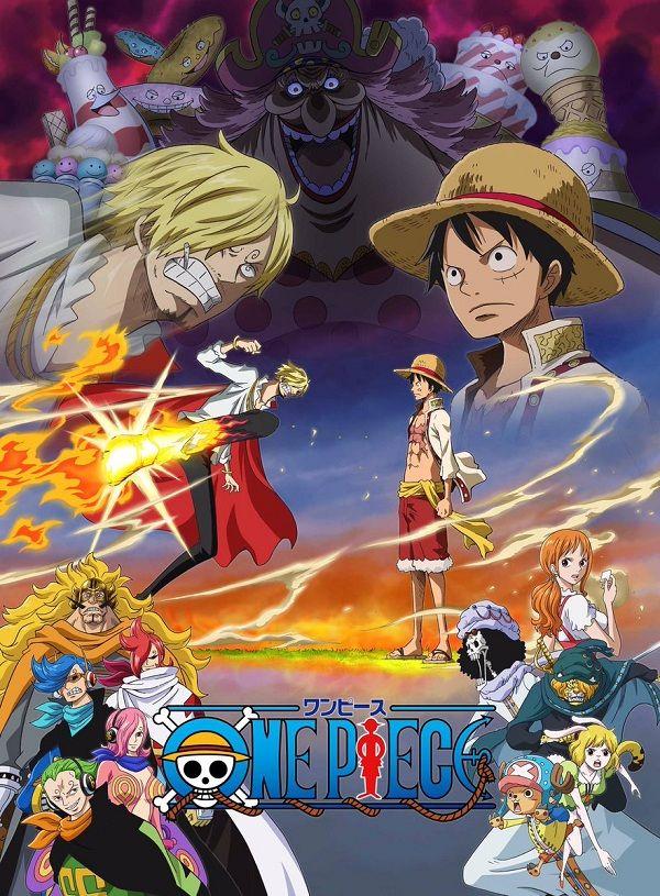 One Piece, ¡Arco de Whole Cake!