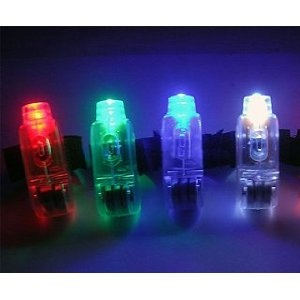 40 Laser Finger Beams Bright LED finger lights for raves or other party occasions (Toy) http://www.amazon.com/dp/B0045H0L1W/?tag=dismp4pla-20