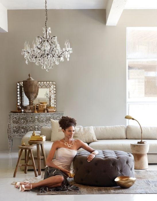Plascon Spaces - One Room Four Looks
