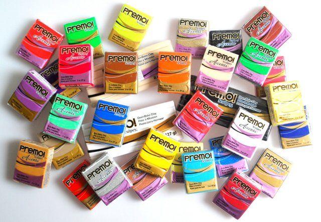 Největší nabídka Premo polymerové hmoty u Nemravky :-)