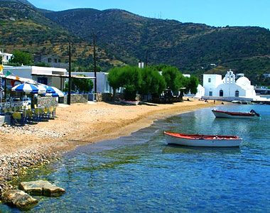 Sifnos, Vathy ... A lovely place