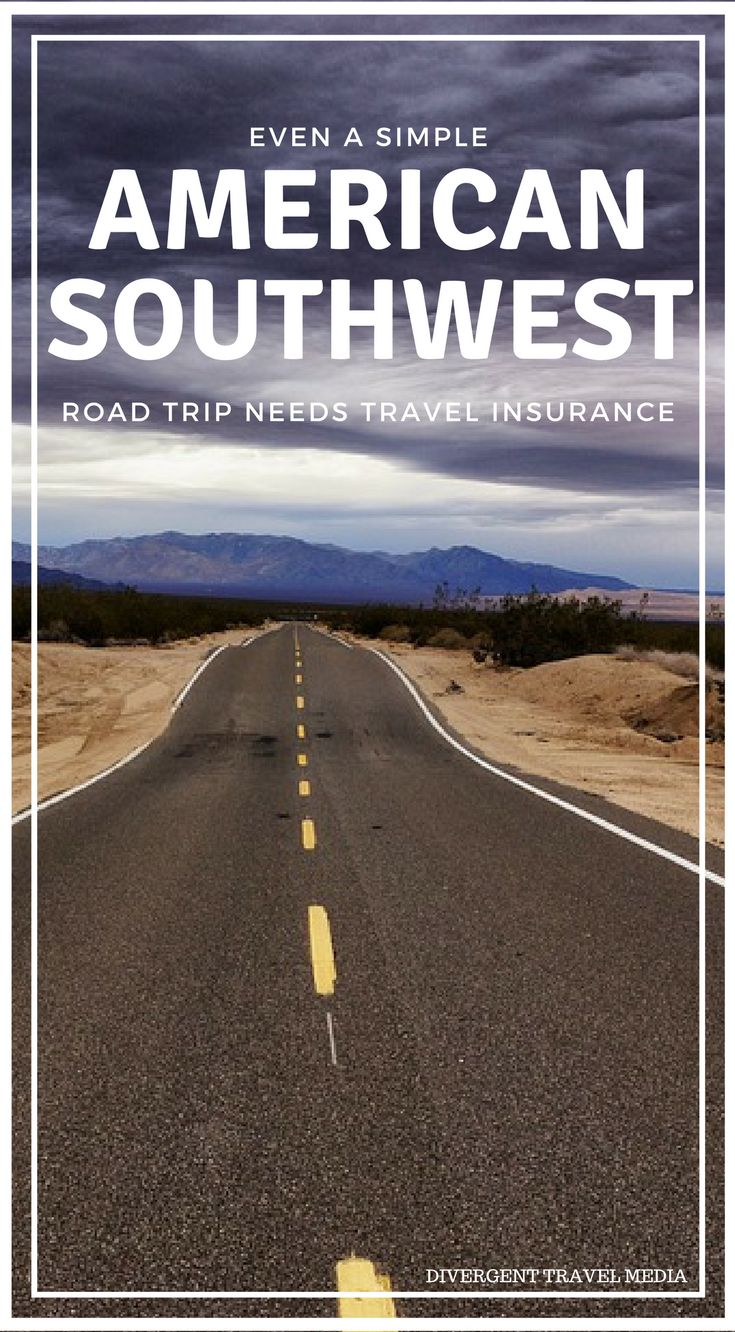 Even a simple American Southwest road trip needs travel insurance. We decided to take on the historic route 66 and one of the first things we do is get Allianz Travel insurance to cover any travel bumps that may happen on the adventure. Click to read Should you buy rental car insurance? Destinations Where You Need Rental Car Insurance Coverage.  #roadtrip #USA #Travel #Insurance #Allianz #DivergentTravel