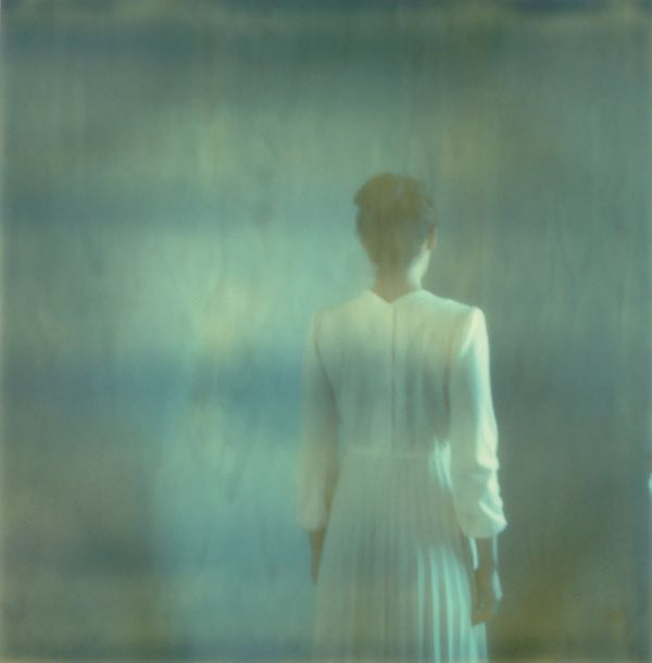 Astrid Kruse Jensen - Seven amazing artists discovered at the Unseen Art Fair #bleaq #photography #portrait #ethereal